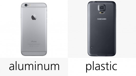 iPhone 6 Vs Samsung S5: A Comparison Of 25 Important Specs-