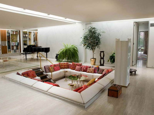18 Most Beautiful Lounge Designs To Share Good Moments With Family And Friends-10