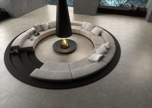 18 Most Beautiful Lounge Designs To Share Good Moments With Family And Friends-4