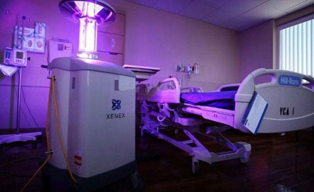 American Hospitals To Fight Ebola Virus Using Robots-