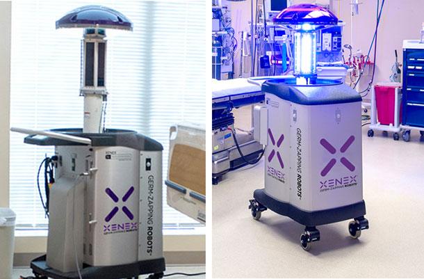 American Hospitals To Fight Ebola Virus Using Robots-4
