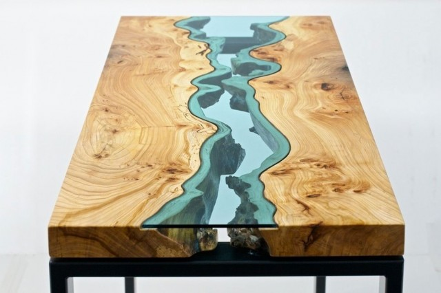 Top 18 Artistic Table Designs That Will Make You Admire Their Beauty-2