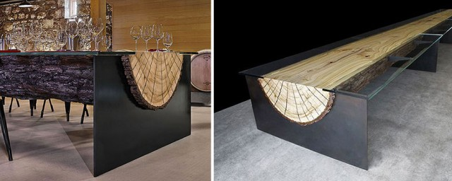 Top 18 Artistic Table Designs That Will Make You Admire Their Beauty-5