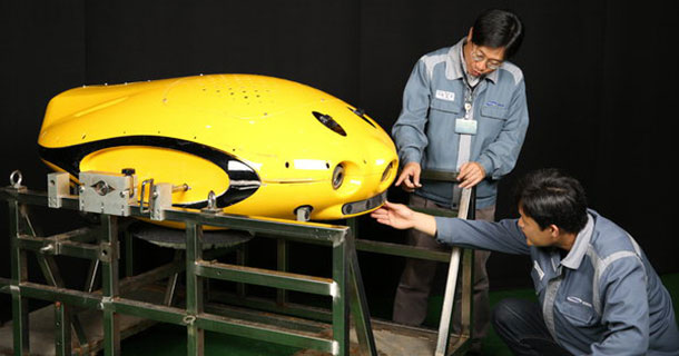 Samsung's Groundbreaking Robot To Reduce Hull-Cleaning Costs-