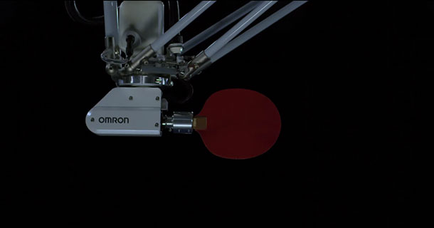 Can This Ping Pong Playing Robot Replace Humans In Factories?-