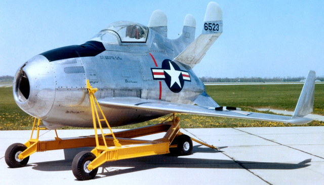 Top 10 Odd Looking Aircrafts That Could Fly-7