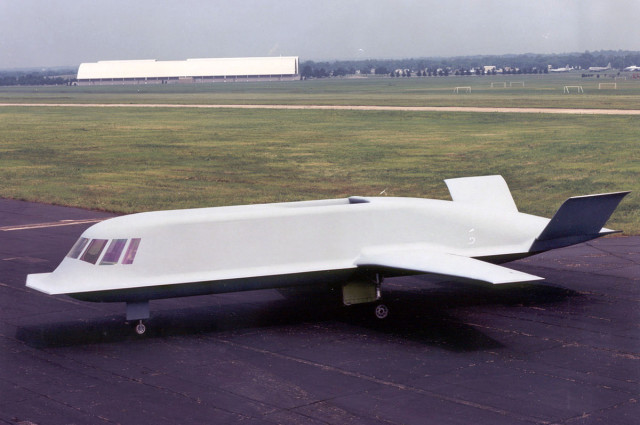 Top 10 Odd Looking Aircrafts That Could Fly-8