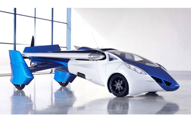 AeroMobil 3.0: A Futuristic Flying Cars To Avoid Traffic Jams Unveiled-2