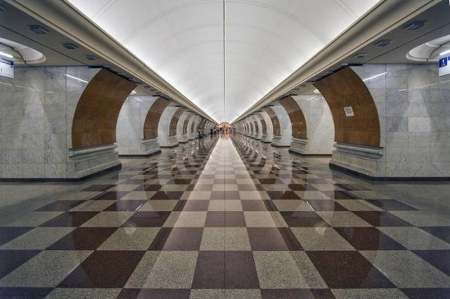 The Architecture And Beauty Of Moscow's Metro System Will Surely Blow You Away-8