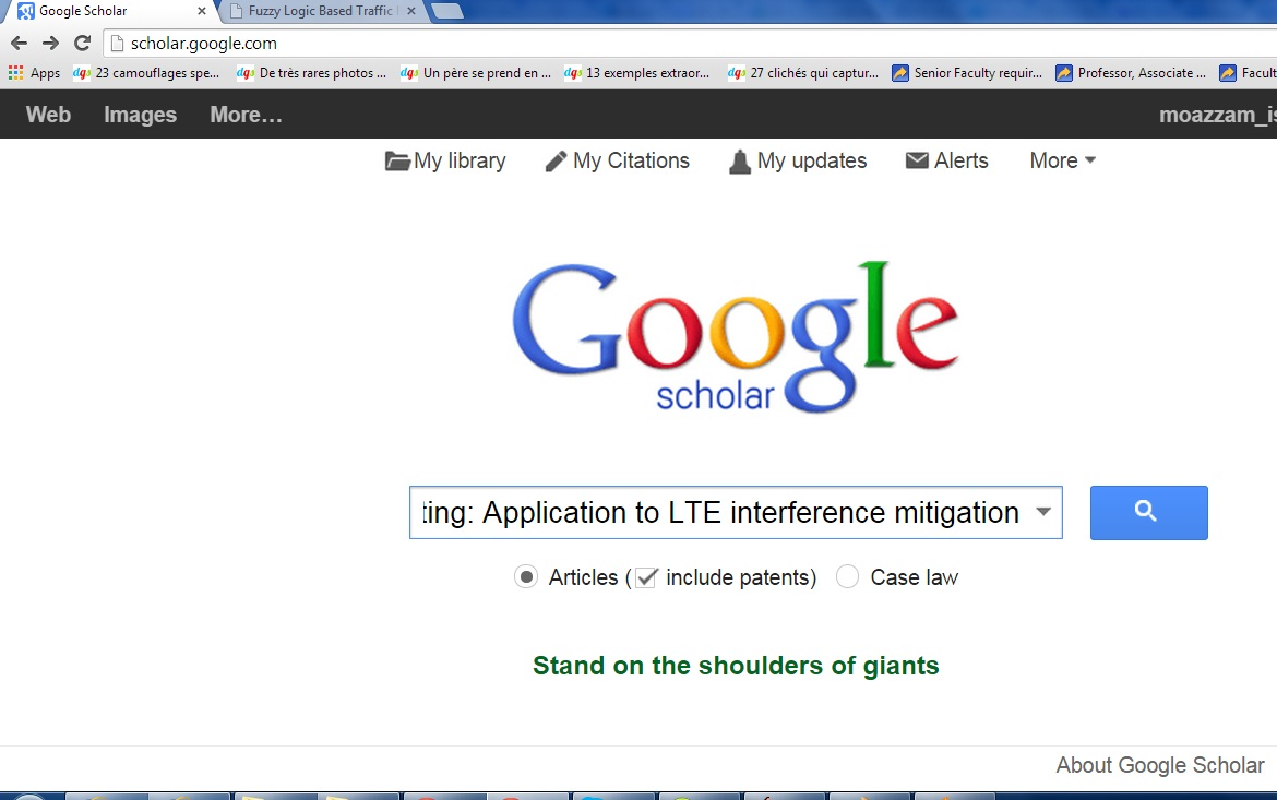 How To Cite An Article Using Google Scholar Publication Or Book With Google  Scholar?