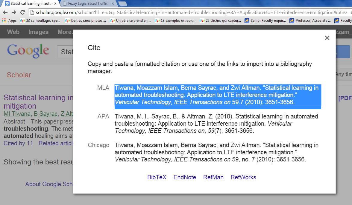 Easily cite an articlepublication or book with google scholar how to cite an article using google scholar ccuart