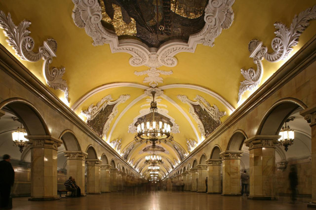 Avtovo station in St. Petersburg, Russia-25 Most Beautiful Subway Stations Around The World (Photo Gallery)-2