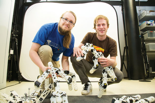 This 3D Printed Robot Is Unbreakable And Unstoppable-1