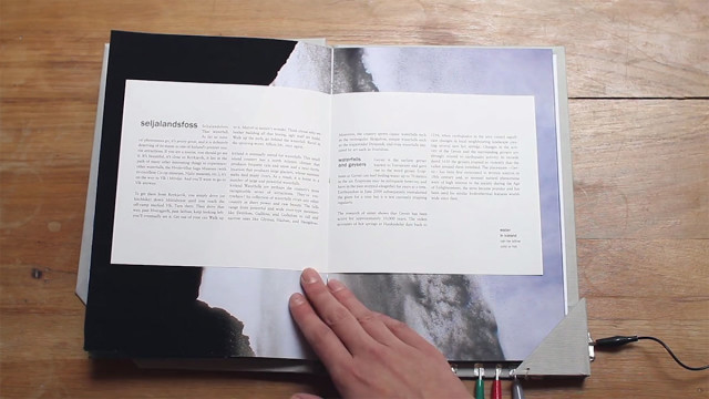 This Mindblowing Book Album Lets You See And Hear Landscapes Of Iceland-1