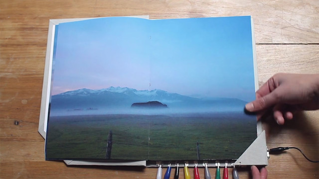 This Mindblowing Book Album Lets You See And Hear Landscapes Of Iceland-6
