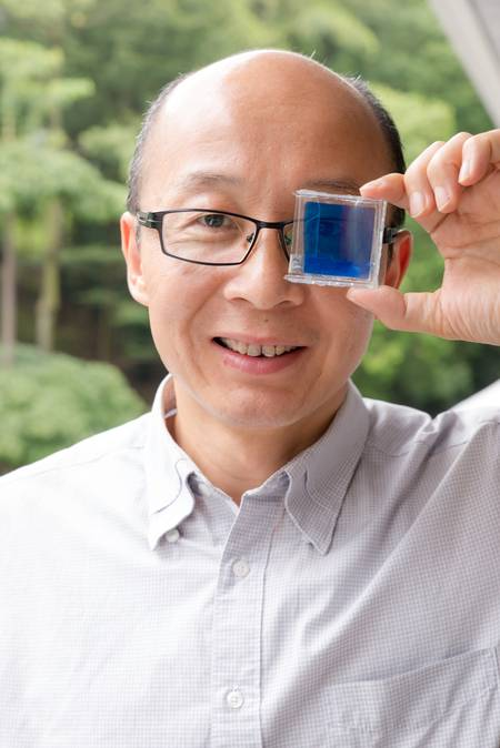 This Amazing Self-Powered Glass Changes Colour With Change In Lightning Condition-