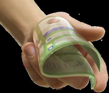 NBC Flex- The Transparent Film Transforms Any Surface Into Flexible 3D Touchscreen-1