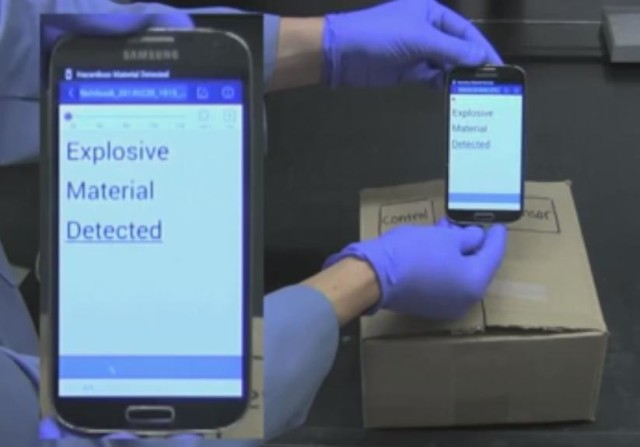 Smartphones Will Detect Explosives And Dangerous Gases Using Smart Cards-1