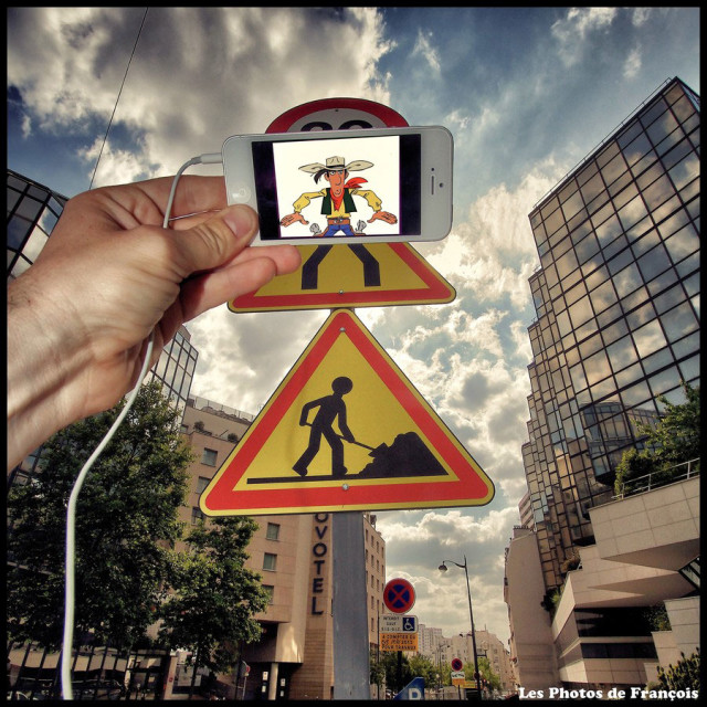 Using iPhone François Merges Fiction With Reality To Create Funny Picture Associations-18