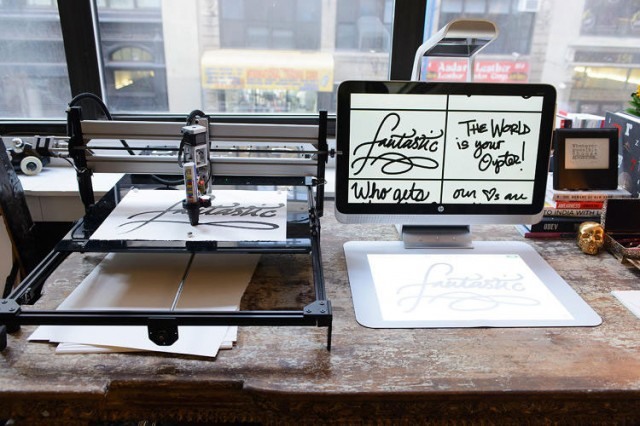 This Little Robot Can Imitate Your Handwriting With Perfection-3
