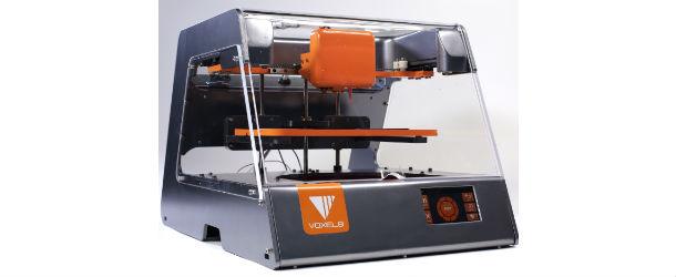 Voxel8: An Innovative 3D Printer To Print Electronic Circuits-