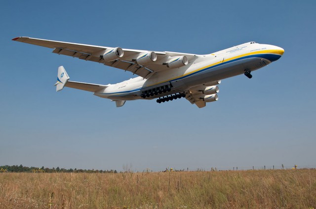 Antonov AN-225 world's largest transport aircraft-1