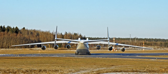 Antonov AN-225 world's largest transport aircraft-10
