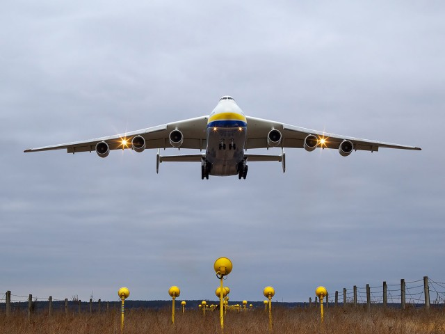 Antonov AN-225 world's largest transport aircraft-15