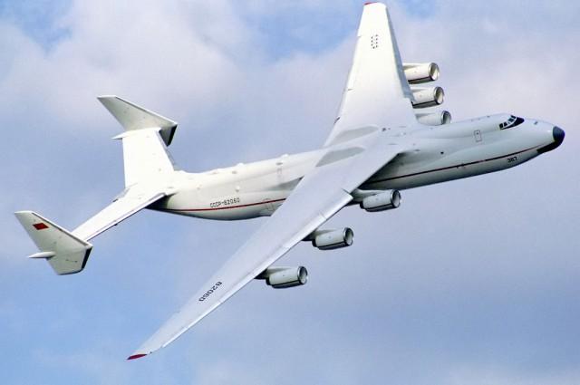 Antonov AN-225 world's largest transport aircraft-6