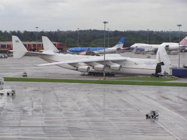 Antonov AN-225 world's largest transport aircraft-7