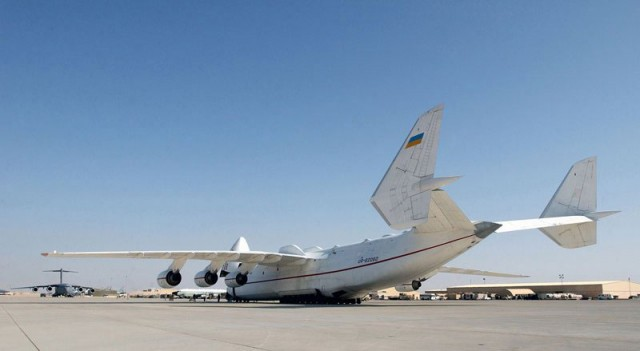 Antonov AN-225 world's largest transport aircraft-8