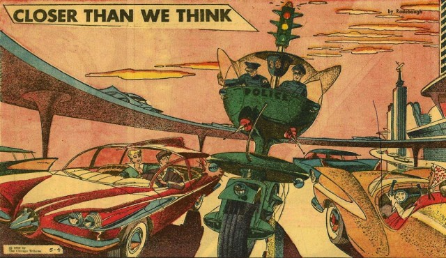 How Today's world was predicted 60 years ago-23