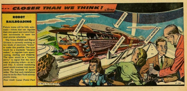 How Today's world was predicted 60 years ago-60