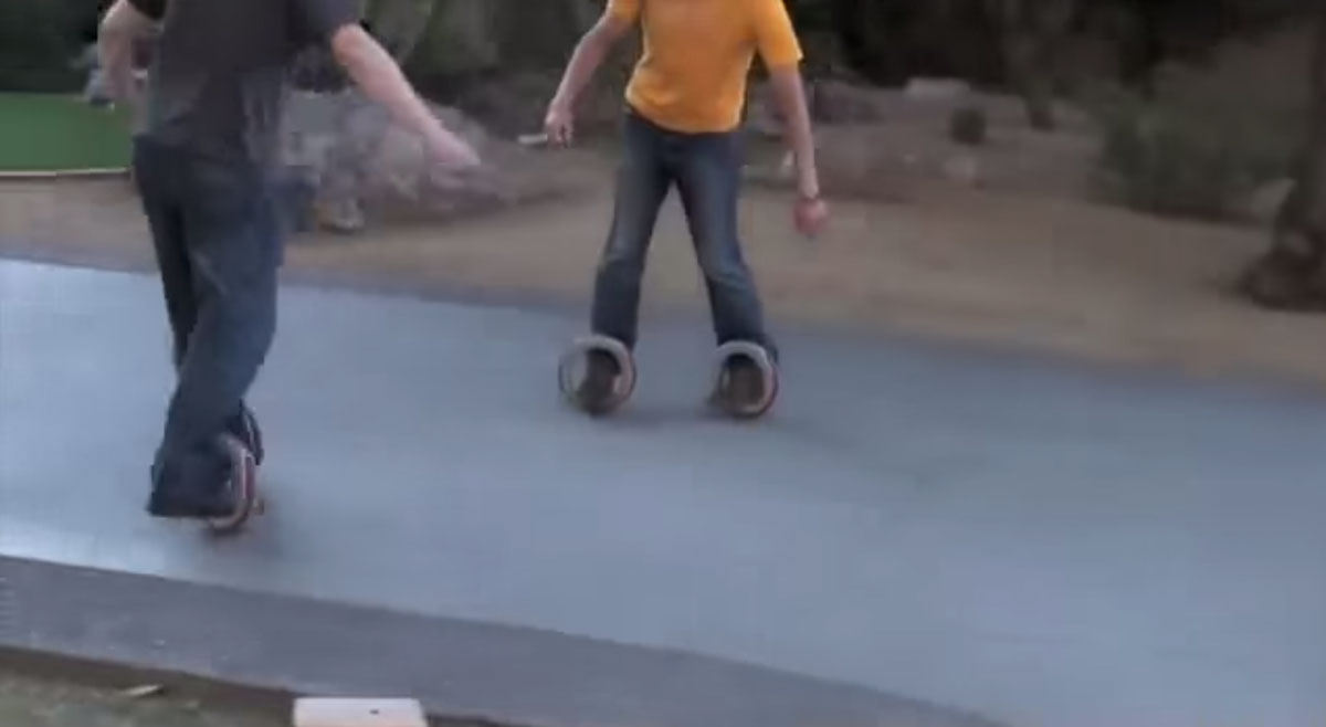 A Futuristic Skateboard That Isn T A Skateboard Anymore