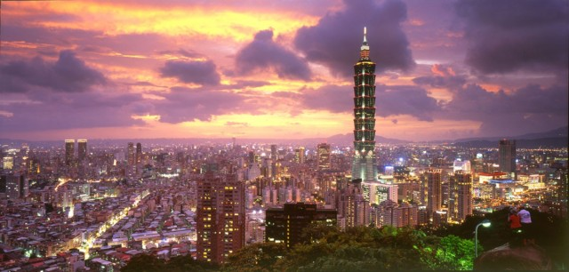 Taipei 101-Top 10 Tallest Skyscrapers That Are Engineering Marvels-14