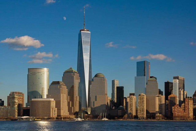 One World Trade Center-Top 10 Tallest Skyscrapers That Are Engineering Marvels-16