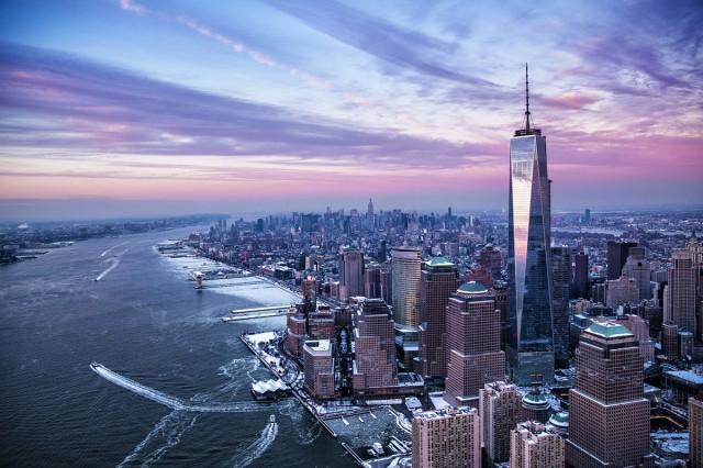 One World Trade Center-Top 10 Tallest Skyscrapers That Are Engineering Marvels-17
