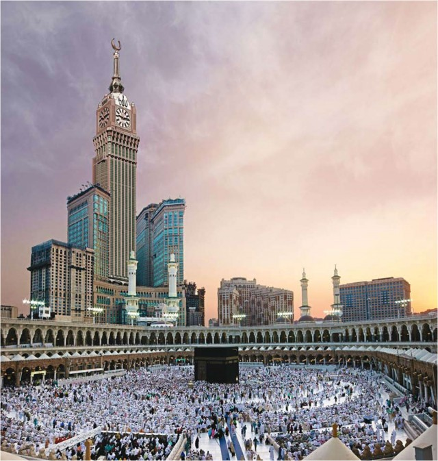 Makkah Royal Clock Tower-Top 10 Tallest Skyscrapers That Are Engineering Marvels-20