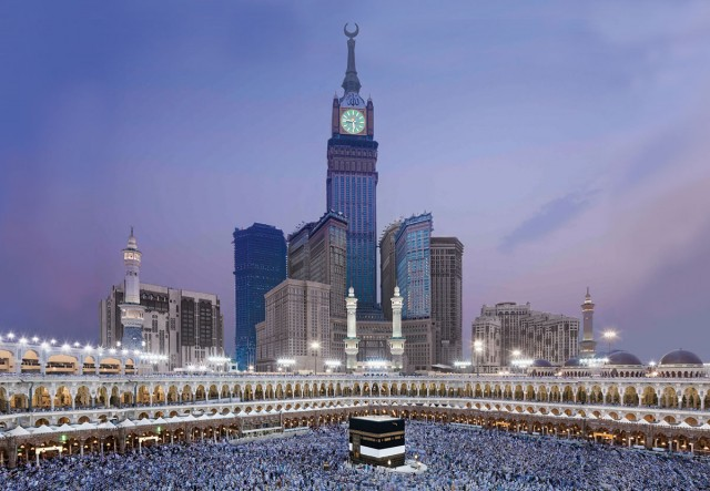 Makkah Royal Clock Tower-Top 10 Tallest Skyscrapers That Are Engineering Marvels-21