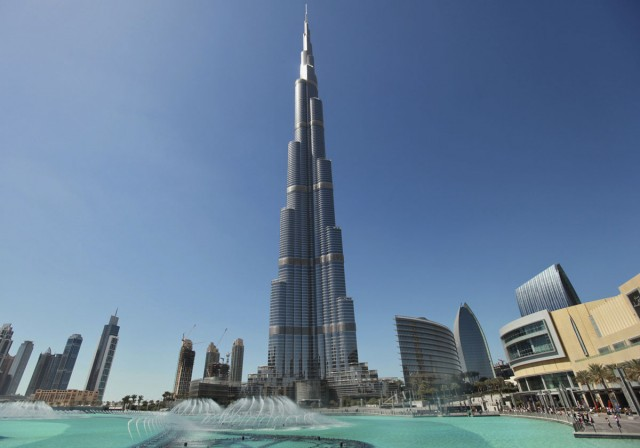 Burj Khalifa-Top 10 Tallest Skyscrapers That Are Engineering Marvels-27