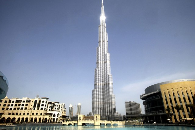 Burj Khalifa-Top 10 Tallest Skyscrapers That Are Engineering Marvels-29