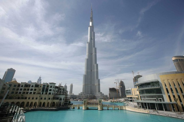Burj Khalifa-Top 10 Tallest Skyscrapers That Are Engineering Marvels-30