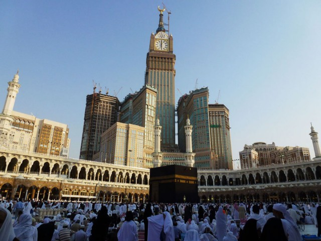 Makkah Royal Clock Tower-Top 10 Tallest Skyscrapers That Are Engineering Marvels-32