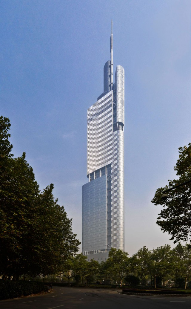 Top 10 Tallest Skyscrapers That Are Engineering Marvels-6