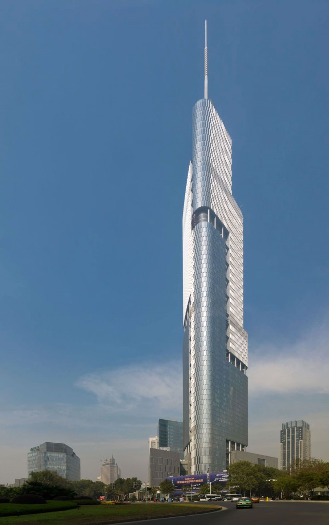 Top 10 Tallest Skyscrapers That Are Engineering Marvels-7