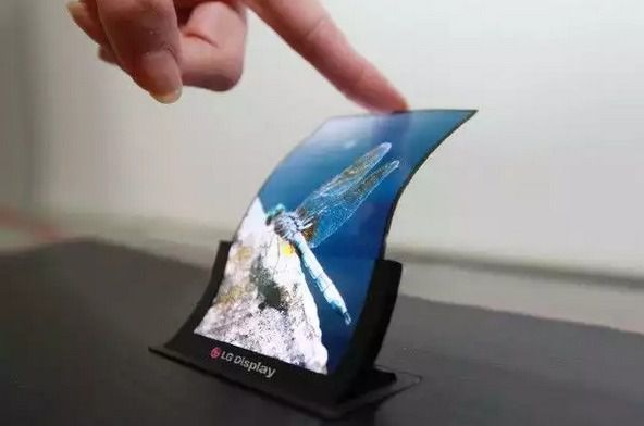 Would Border-less Smartphones With Folding Screens Become A Reality Soon?-