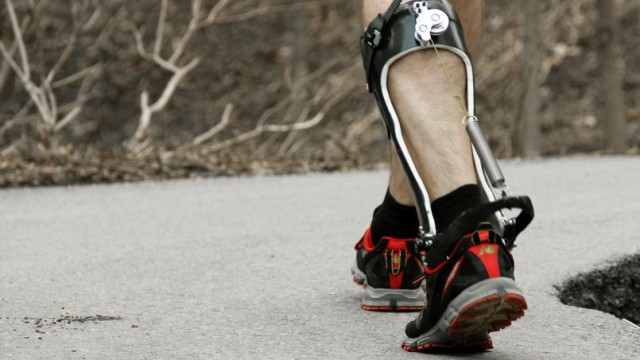 People With Reduced Mobility Can Use This Revolutionary Exoskeleton To Walk-