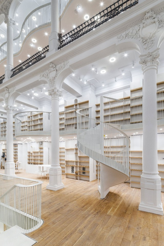 The Elegant Architecture Of This Bookstore Will Surely Blow You Away -1