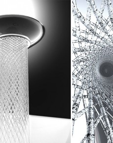 This Revolutionary Tap Turns Water Into Artwork