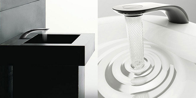 This Revolutionary Tap Turns The Water Into Artwork-8